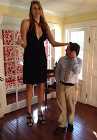 Girls tall and height will suit