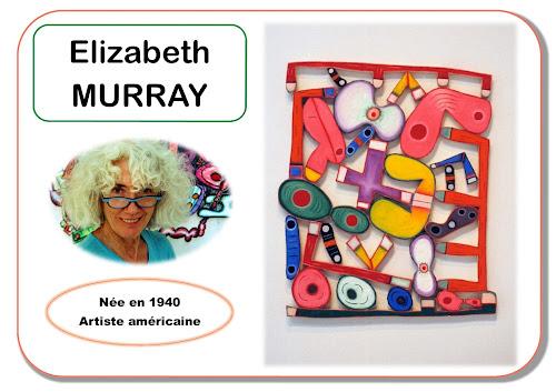 Elizabeth Murray - Portrait d'artiste en maternelle