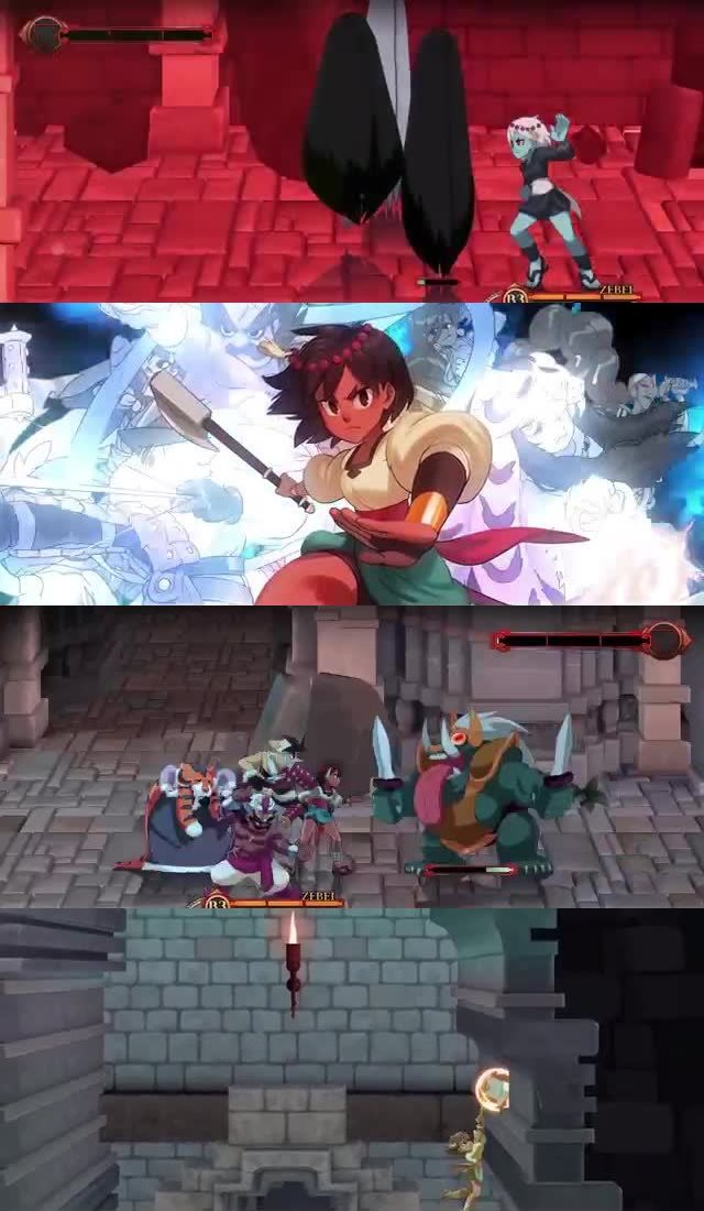 50 UPCOMING NINTENDO SWITCH GAMES OF 2018 47. Indivisible