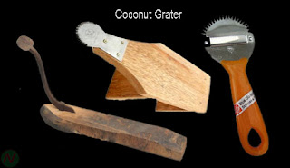 coconut grater