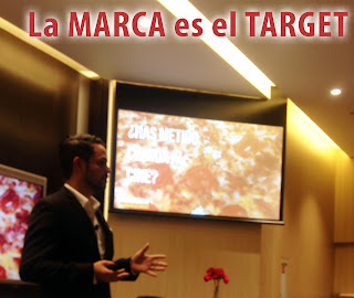 MasterClass: Cuando la Marca es el Target por Nuno Acosta