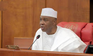 POLITICS: 'We Cannot Be Intimidated'- Senate President Saraki Says