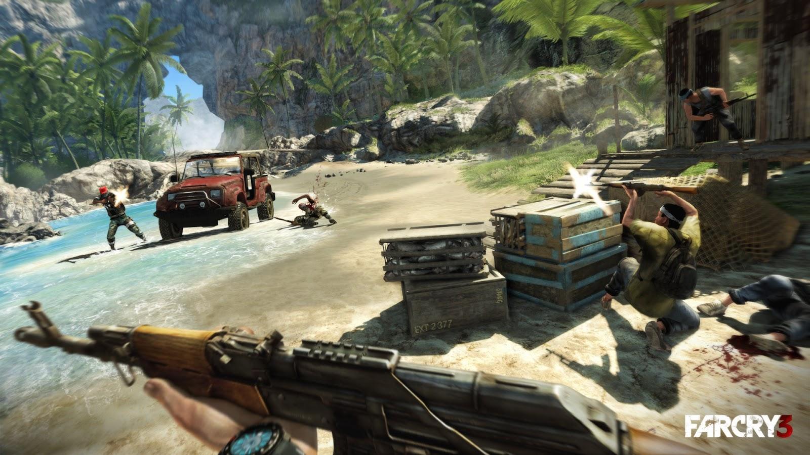 Far Cry 3 PC ESPAÑOL REPACK 2 DVD5 (JPW) 8
