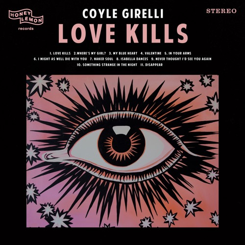 "Coyle Girelli Unveils New Single ""Love Kills"""