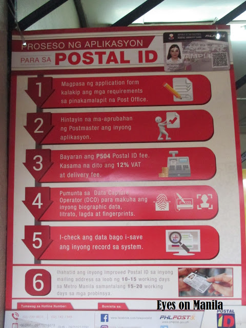 How to Apply for a Postal ID in Paranaque: Directions