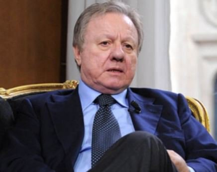 Former Italian minister, Altero Matteoli dies In car crash