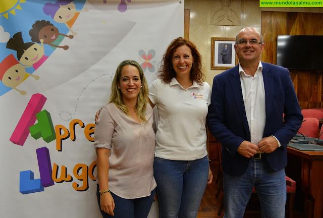 El Cabildo promueve la difusión de los juegos  mentales en la isla mediante una subvención al proyecto 'Aprender jugando'