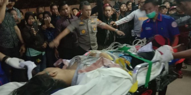 Ahmad Fauzan, Siswa SMK Tertusuk Pedang saat Tawuran di Tangsel Meninggal Dunia usai menjalani 3 kali operasi