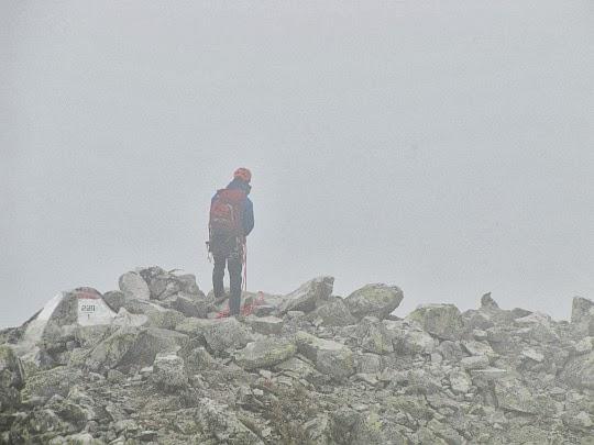Świnica - szczyt taternicki (2291 m n.p.m.).