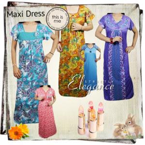 Women Comfy Summer Nightwear Nighties. Indiatrendzs Ladies Comfortable  Fancy Nightwear   Long Sleepwear Nightgown   Maxi Dress 5d7efa6cf