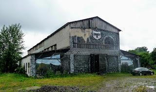 Замок Сент-Миклош. Мастерская, склад, конюшня