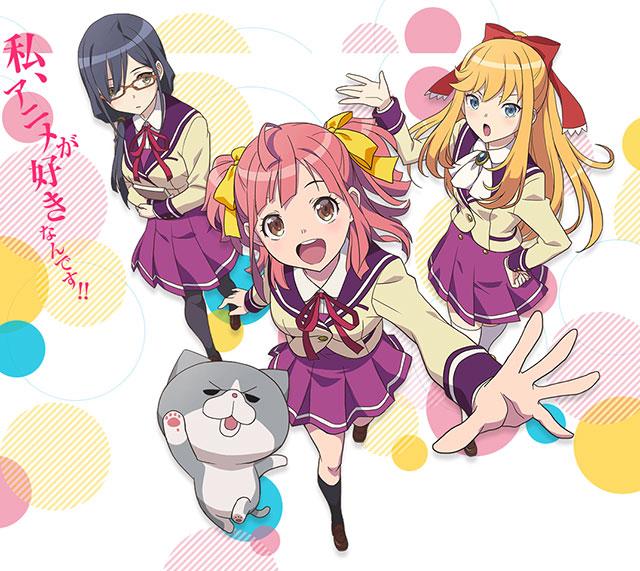 Anime Batch Action: Anime-Gataris: Data De Estreia