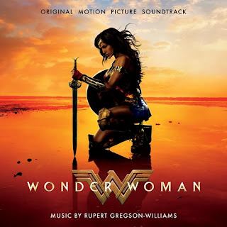 wonder woman soundtracks