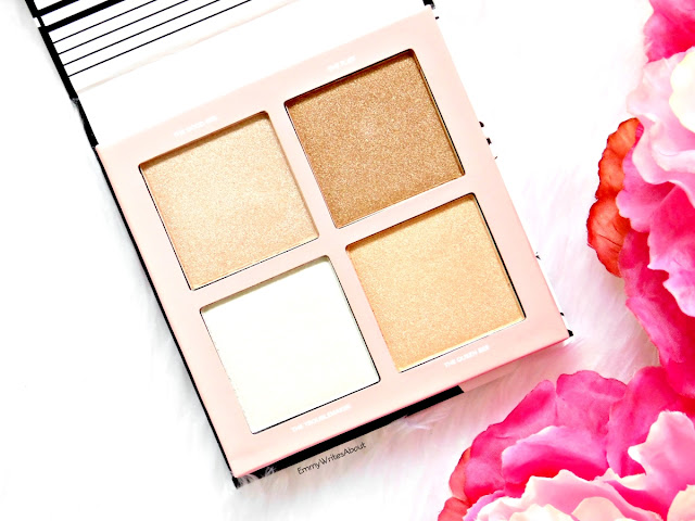 Lottie London Shimmer Quad Review