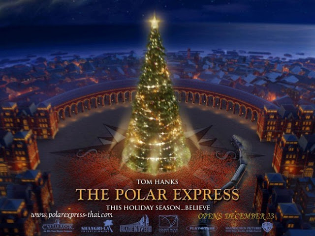 Christmas tree Polar Express 2004 animatedfilmreviews.filiminspector.com