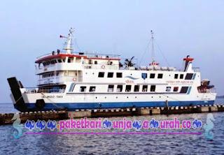 gambar kapal ferry siginjai jepara - karimunjawa