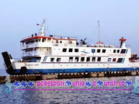 Jadwal Penyeberangan Kapal Feri Siginjai Jepara-Karimunjawa Paling Baru