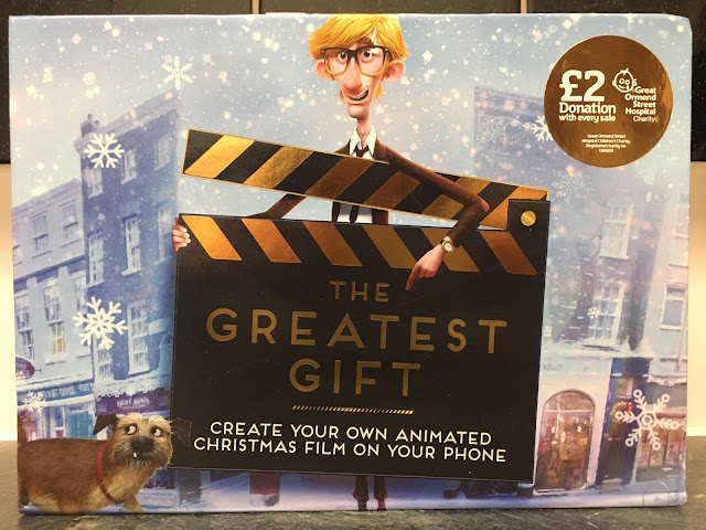 The Greatest Gift Animation Kit