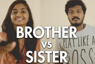 Brother Vs. Sister | TubeTamil