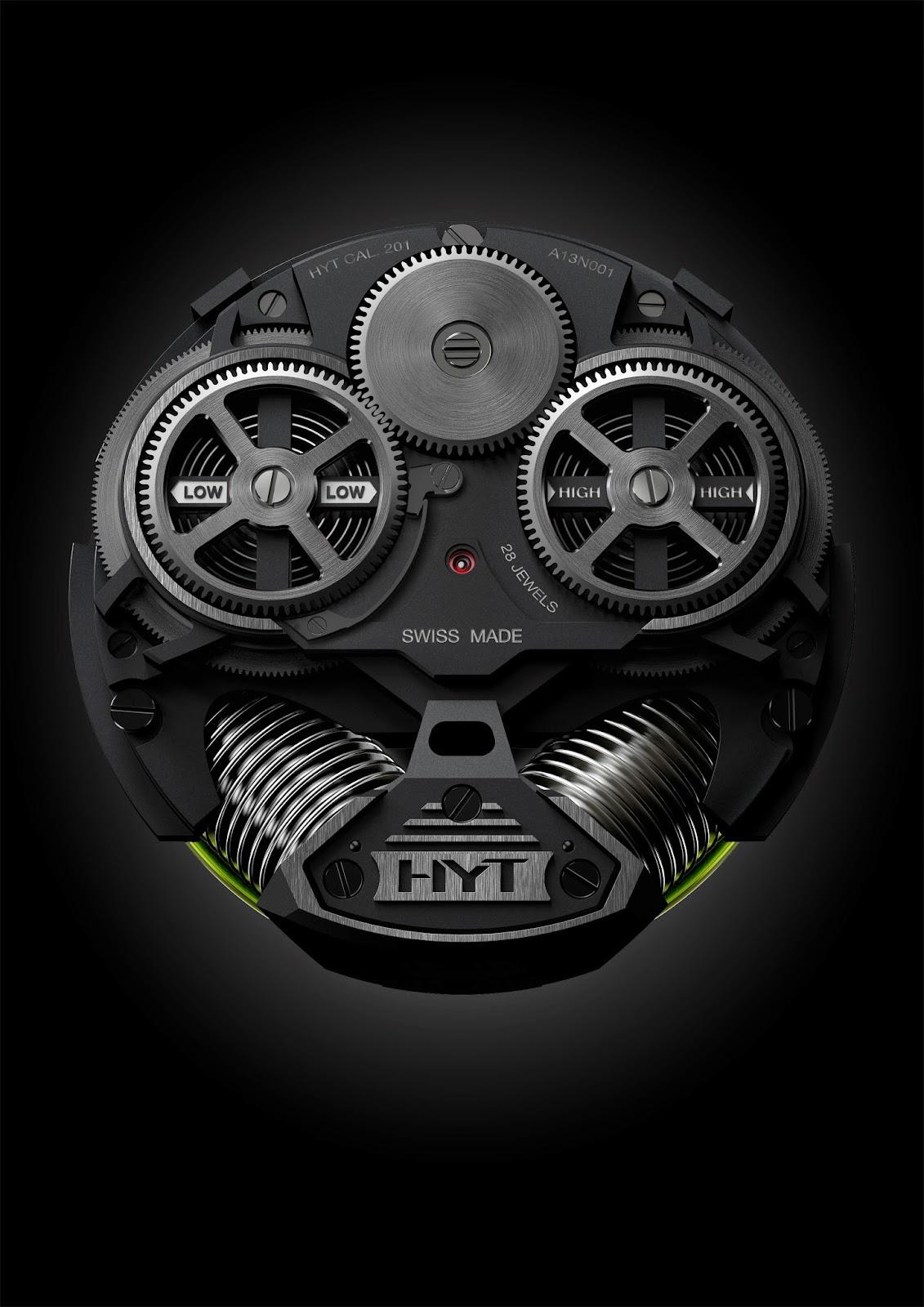 HYT watch6
