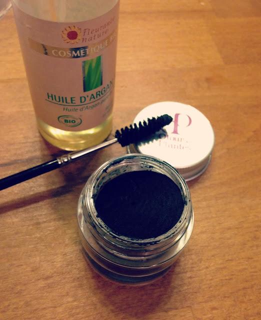slow cosmétique, nature et progrès, huile d'argan, mascara, mascara naturel