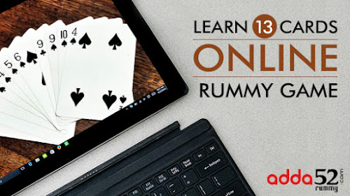 Play Online Indian Rummy Cards Games-: Six Interesting Facts