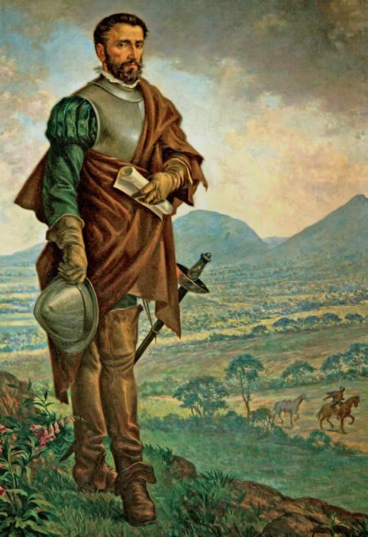 Gonzalo Jiménez  de Quesada