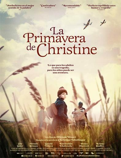 Ver La primavera de Christine (Maikäfer flieg) (2016) Online