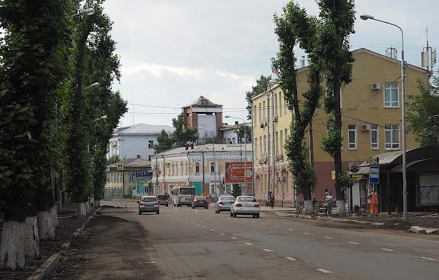 Иркутск, улица Декабрьских Событий (Irkutsk, December Event Street)