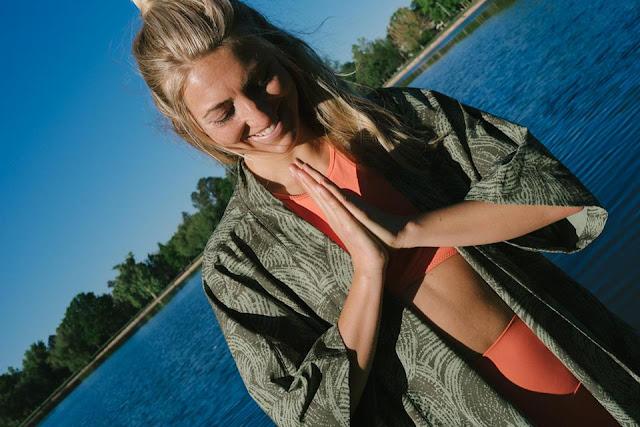 lululemon yoga-haven-kimono