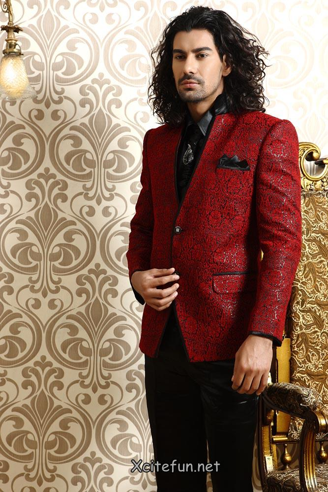 Indian Fabulous Weeding Suite For Men Prom Dresses 2012