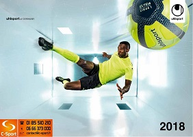 Catalogue Uhlsport 2018