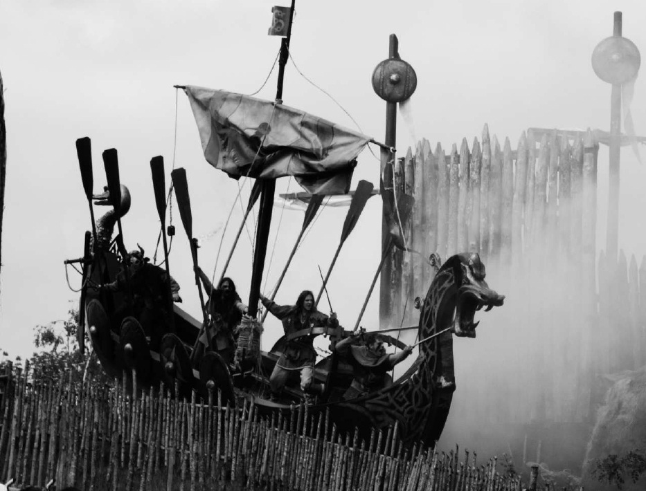 Leicestershire History | News and Features: The Viking