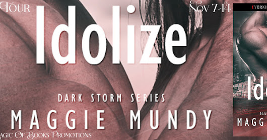 Idolize By Maggie Mundy #BlogTour @MundyMaggie