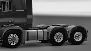 Wheels Preta Rodas - for all trucks