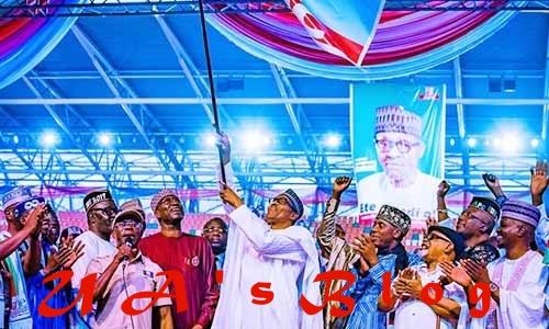 I will not stop arresting corrupt politicians – Buhari