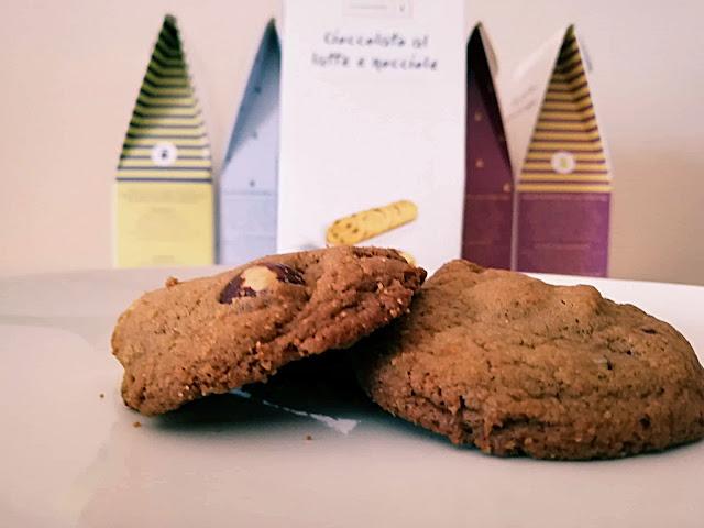 Vasta gamma di biscotti con burro e vaniglia del Madagascar