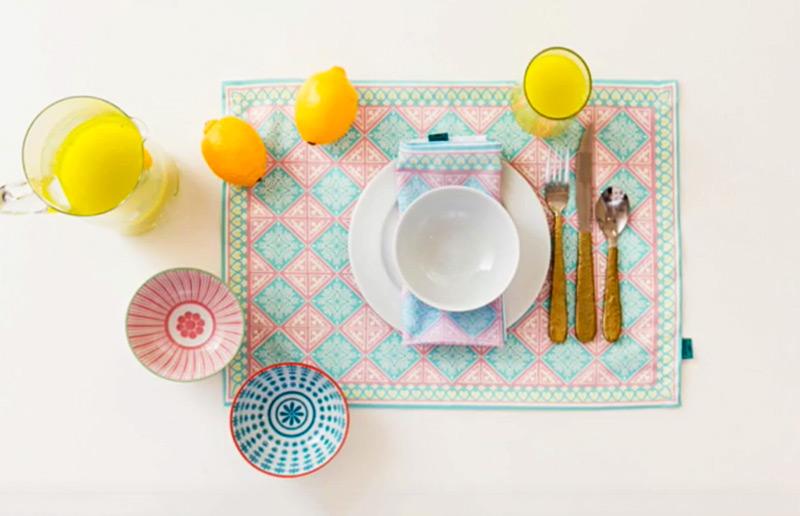Dica rápida: como montar uma mesa linda pra receber convidados :-) | dcoracao.com