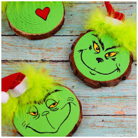 Grinch Christmas Crafts