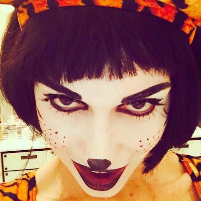 Gwen Stefani Halloween 2014