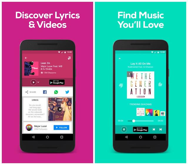 Shazam Encore APK Free Download
