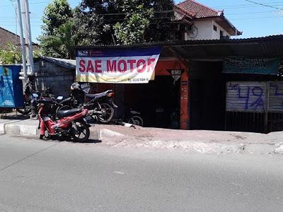 bengkel motor Bali