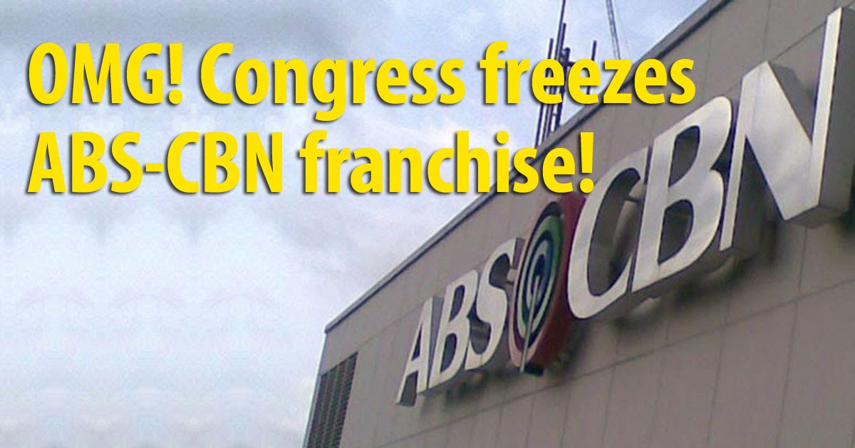 ABS-CBN franchise will expires in nine months or on March 20, 2020