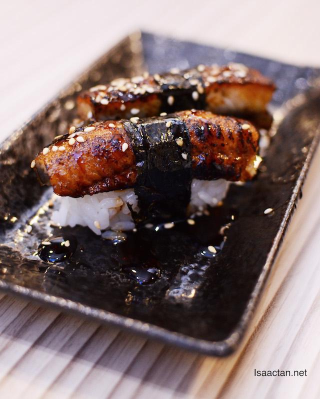 Unagi Sushi - RM6.90