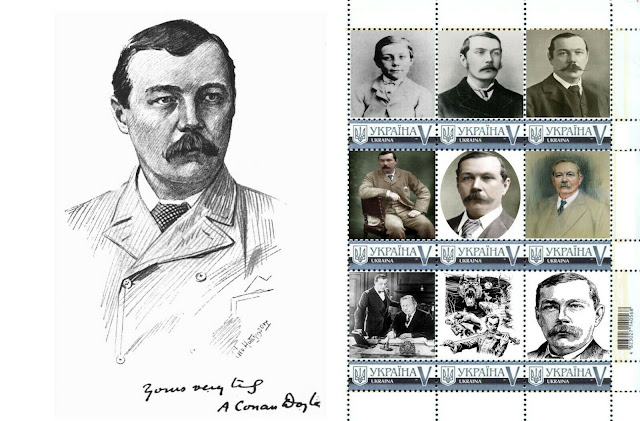 Literature, Writer Arthur Conan Doyle, Ukraine