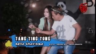Lirik Lagu Tang Ting Tong - Nella Kharisma
