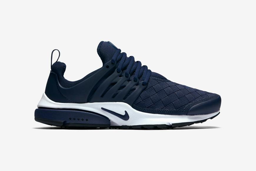 Nike Presto Schwarz Grau