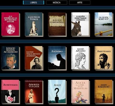 LIBRO TOTAL: La mejor biblioteca Interactiva