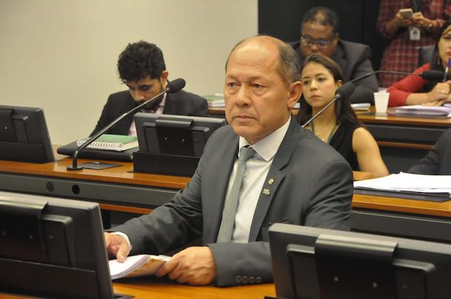 Coronel Chrisóstomo apresenta Projeto de Lei que destina recursos para aviação regional