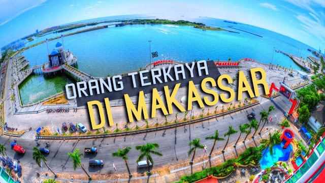 Orang Terkaya di Makassar